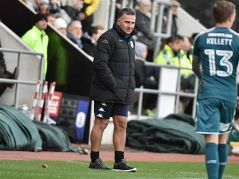 Wigan Athletic manager Warren Joyce reflects on his sides 3-2 defeat to Rotherham United at the AESSEAL New York Stadium on Monday 26 December 2016