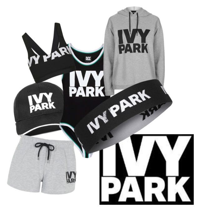 """Full Ivy Park"" by roxi-ruzsa on Polyvore featuring Ivy Park and Topshop"