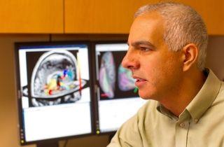 Study finds brain abnormalities in chronic fatigue patients - Michael Zeineh