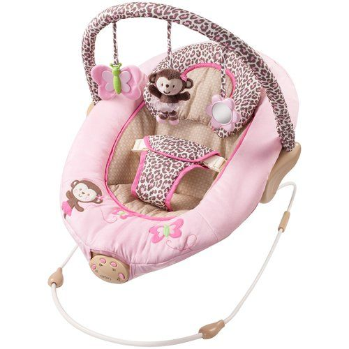 Child of Mine Carter's Ballerina Bouncer walmart.com