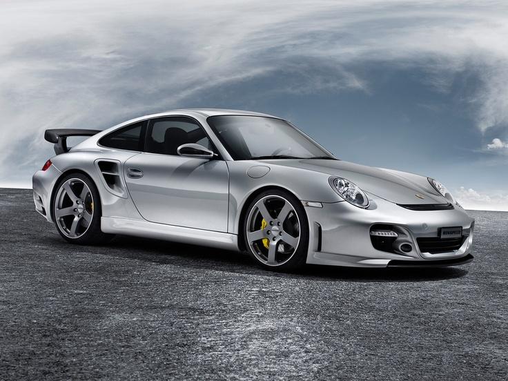 Marvelous Porsche 997 Turbo