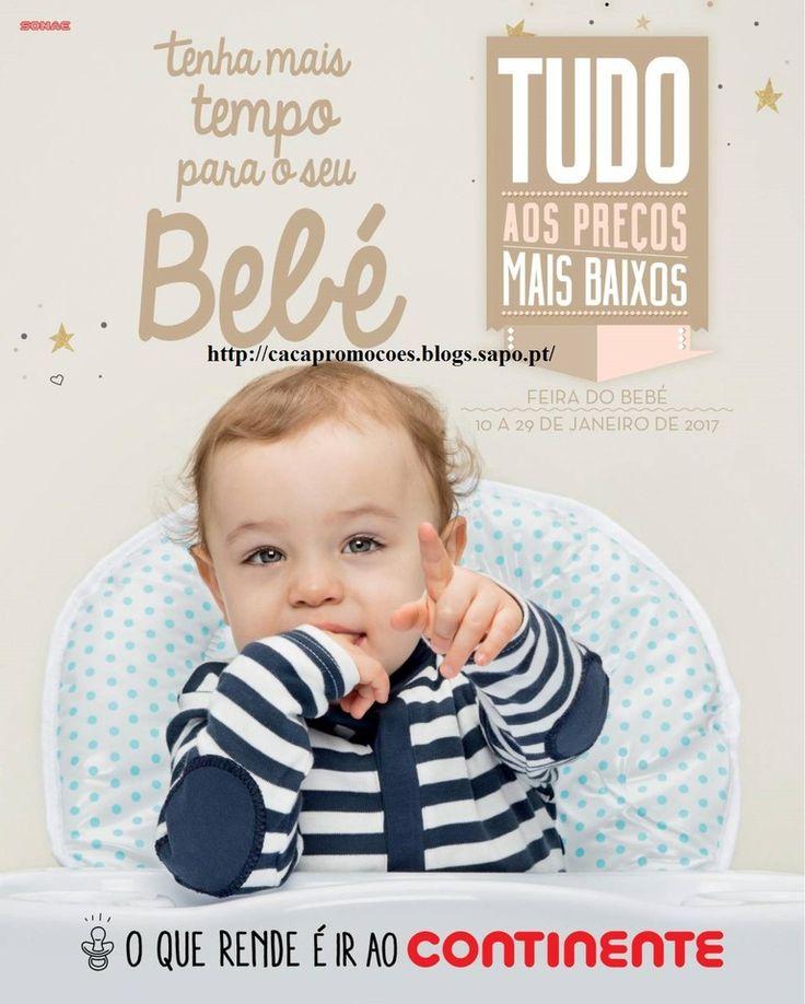 Promoções Continente Modelo - Antevisão Folheto Feira do Bebé 10 a 29 janeiro