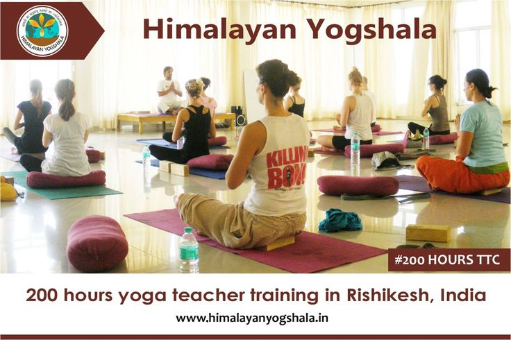 200 Hour Yoga TTC in Rishikesh Internationally certified yoga teacher training in India registered with Yoga Alliance India. An intensive yoga teacher training course taught by yoga teachers who are firmly rooted in tradition yet contemporary in their vision & communication. http://himalayanyogshala.in/200-hour-yoga-ttc-in-rishikesh-india.html