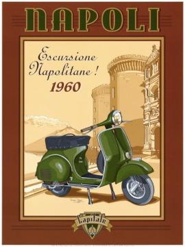 Napoli (1960) by Bruno Pozzo