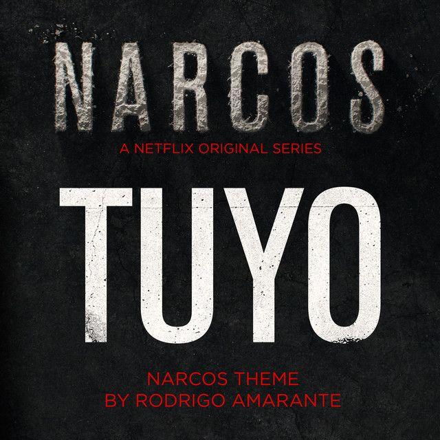 """Tuyo - Narcos Theme (A Netflix Original Series Soundtrack)"" by Rodrigo Amarante was added to my A M É L I E playlist on Spotify"