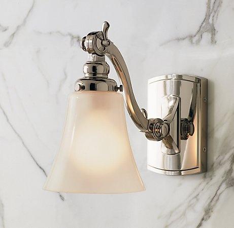 Bistro Sconce Bistro Lightsbathroom Renovationsbathroomsbath Vanitiesbathroom Lightingbath Remodelrestoration Hardwarebathroom Inspirationbistros