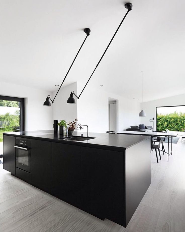 Always beauty in black and white... Project by: Emil Thorup Image via: Birgitta…