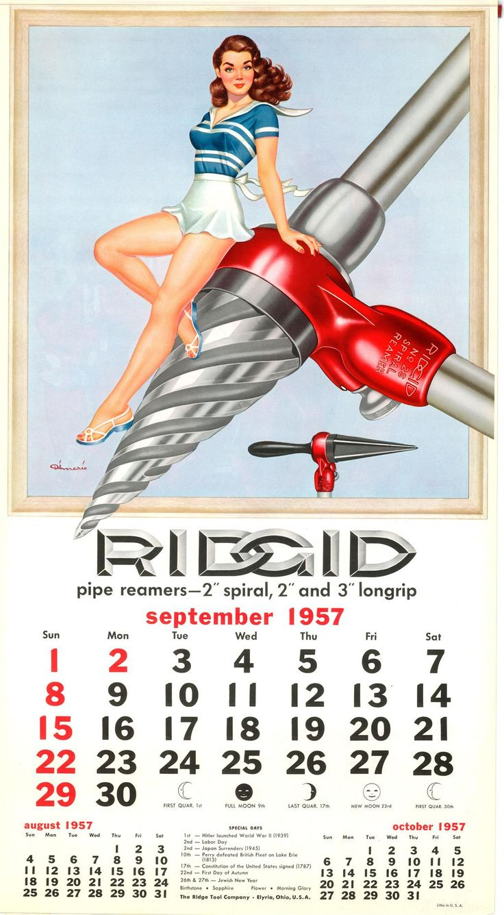 June Calendar Girl Read : Best images about ridgid calendar on pinterest