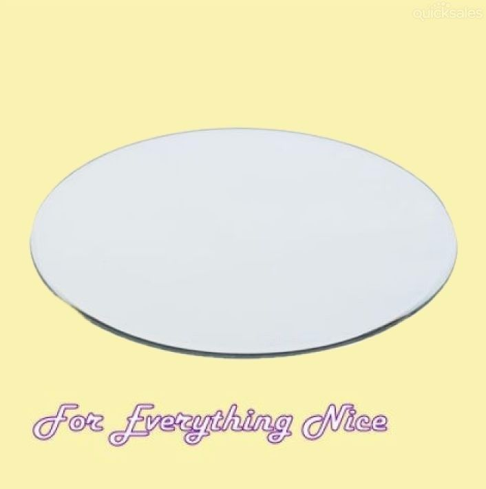 Round Mirror 30cm Wedding Lolly Buffet Party Occasions DIY Rent For Hire  by J7339 - $5.00