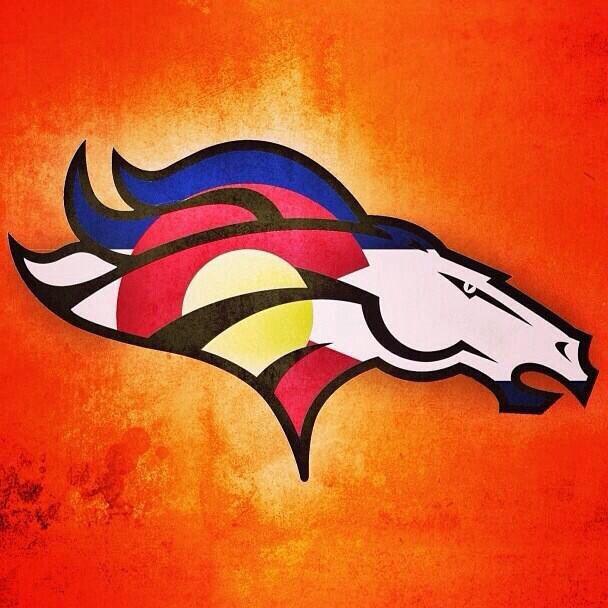 Coolest Denver broncos logo ever                                                                                                                                                     More