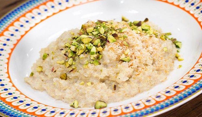 Moroccan Rice Pudding (Roz Bil Hleeb) | Good Chef Bad Chef