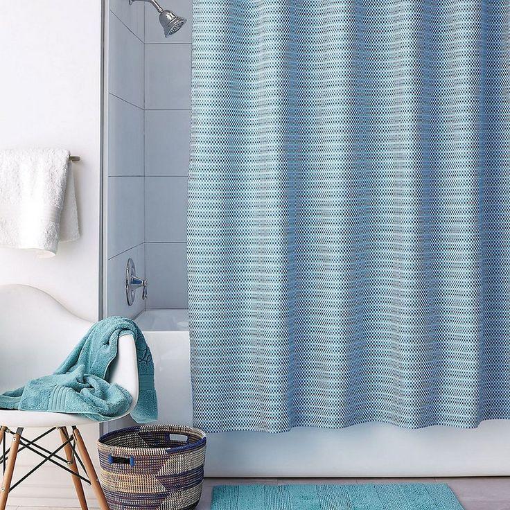 115 best Bathroom Refresh images on Pinterest | Shower curtains ...