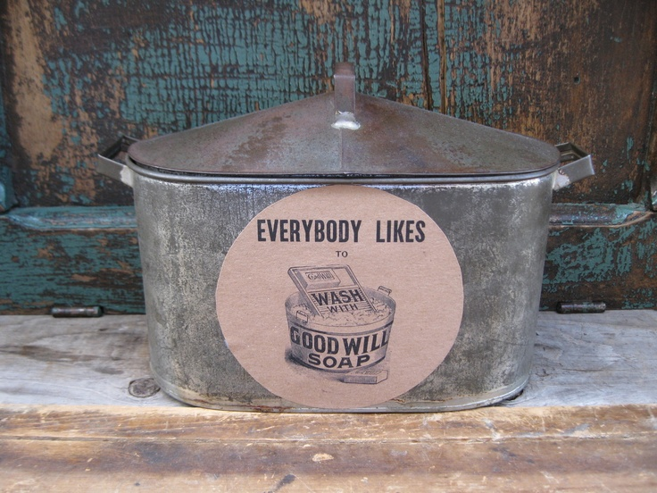 Washing Tubs From The Past ~ Best images about tin tubs on pinterest toys wash