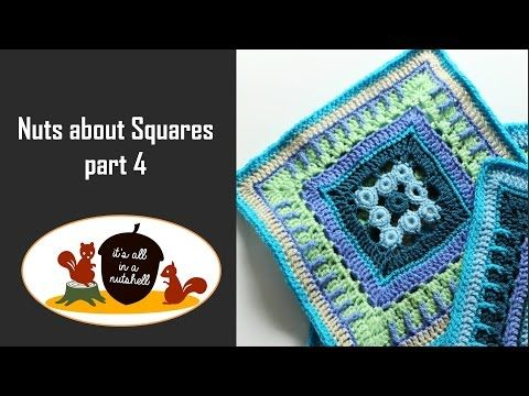Nuts about Squares CAL – Week 4 | It's all in a nutshell! | Bloglovin'