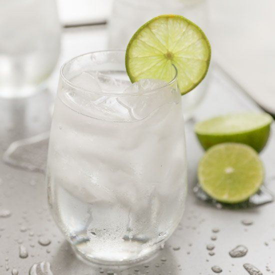 Skinny No-Hangover Cocktail. Only 56 calories, and you wake up feeling great