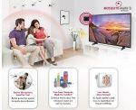 """LG """"Mosquito Away"""" отгоняет комаров от телевизора    LG разработала для своих новых HD-телевизоров в Индии любопытную идею: некоторые выпускаемые там модели получат новую функцию """"Mosquito Away"""". На рынке уже появились телевизоры с функцией, уменьшающей так называемый """"Mosquito Noise"""" (жужжание в электросвязи, схожее на рой насекомых над головой и плечами человека). В данной ситуации речь идёт об усовершенствовании изображения за счёт удаления реликвий компрессии. Но LG Mosquito Away - это…"""