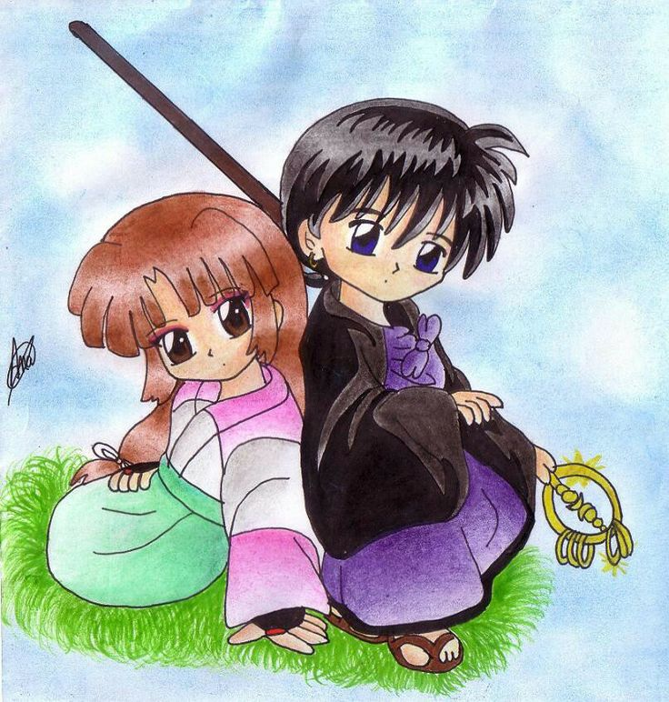 193 Best Images About Inuyasha On Pinterest