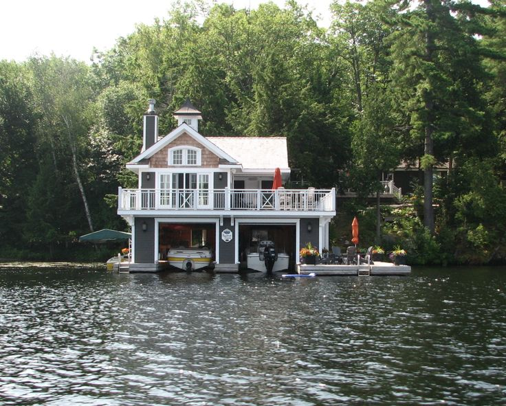 49 best images about boathouses on pinterest ontario for Boat house designs plans