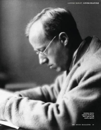 Gustav Holst: June 2012 | Classical-Music.com