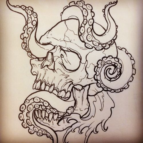 Tattoo Designs Outline: The Gallery Tattoo Studio, Fun Outline For Tomorrow On My