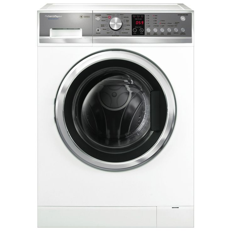 Fisher & Paykel WH7560P1 7.5kg Front Load Washer at The Good Guys