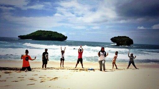Pantai Srau spot 2, Pacitan Jawa Timur #travelerdadakan #indonesia #TDI #explorepacitan