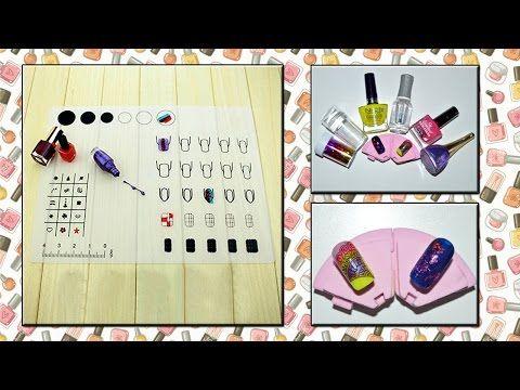 Силиконовый коврик для стемпинга|Реверсивный Раскрашенный Стемпинг|Nail art mat|Reverse stamping - YouTube