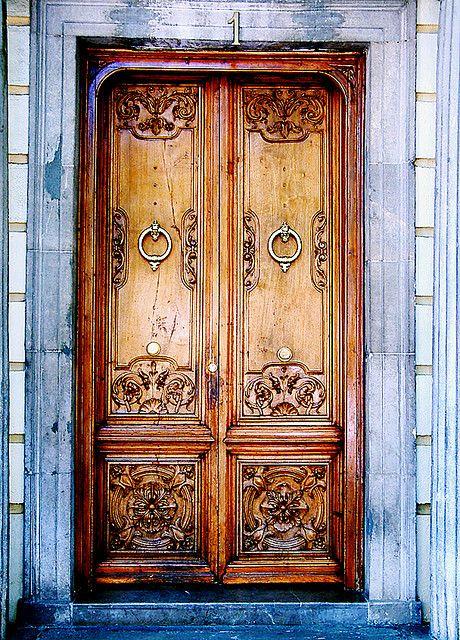 Door, No. 1, Granada, Andalucia by frotos (Fred Shively), via Flickr