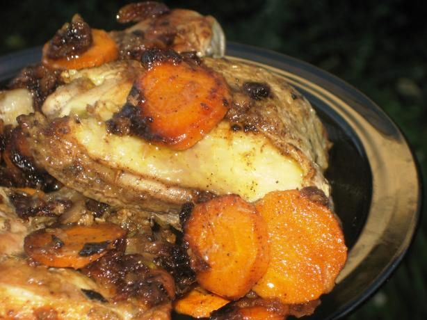 Pollo En Escabeche - Uruguayan Marinated Chicken from Food.com:   Here is an authentic Uruguayan recipe for marinated chicken. It is simple to make & absolutely delicious. This recipe uses 2 whole chickens - approx weighing 3lbs each - you can use 6lbs of chicken pieces if you prefere. In the recipe I have stated apple vinegar but you can use your own preference. Time to make doesn't include the cooling & chilling time.  Posted for ZWT 4.