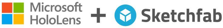 A l'occasion de la présentation des Hololens lors du Build Microsoft. Un accord de partenariat entre Microsoft et Sketchfab a été signé afin de bénéficier des modèles 3D disponibles et à modifier avec le sketcher.     http://blog.sketchfab.com/tagged/inside-sketchfabb     https://sketchfab.com/models?q=microsoft
