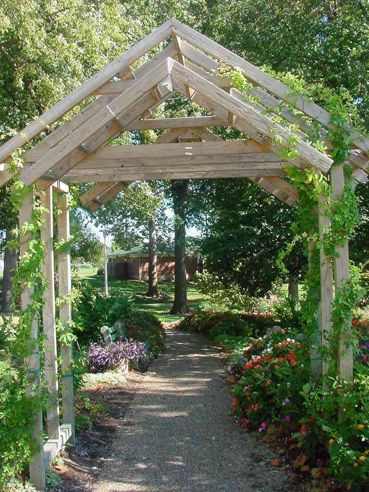 Home Memorial Garden Ideas find this pin and more on memorial garden ideas Would Look Nice Covered In Wisteria Garden Archesmemorial Gardensbackyard Ideasoutdoor