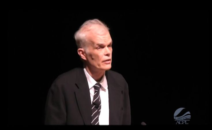 Abraham Lincoln And His Fathers - Journalist, biographer and historian Richard Brookhiser speaks about the male role models of Abraham Lincoln and how they impacted the development of Lincoln's ethics, opinions and beliefs.
