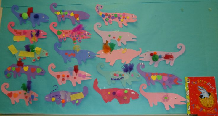 Used in 3-5 preschool room...The craft associated with ...
