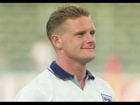 Italia '90 Gascoigne's Glory - YouTube