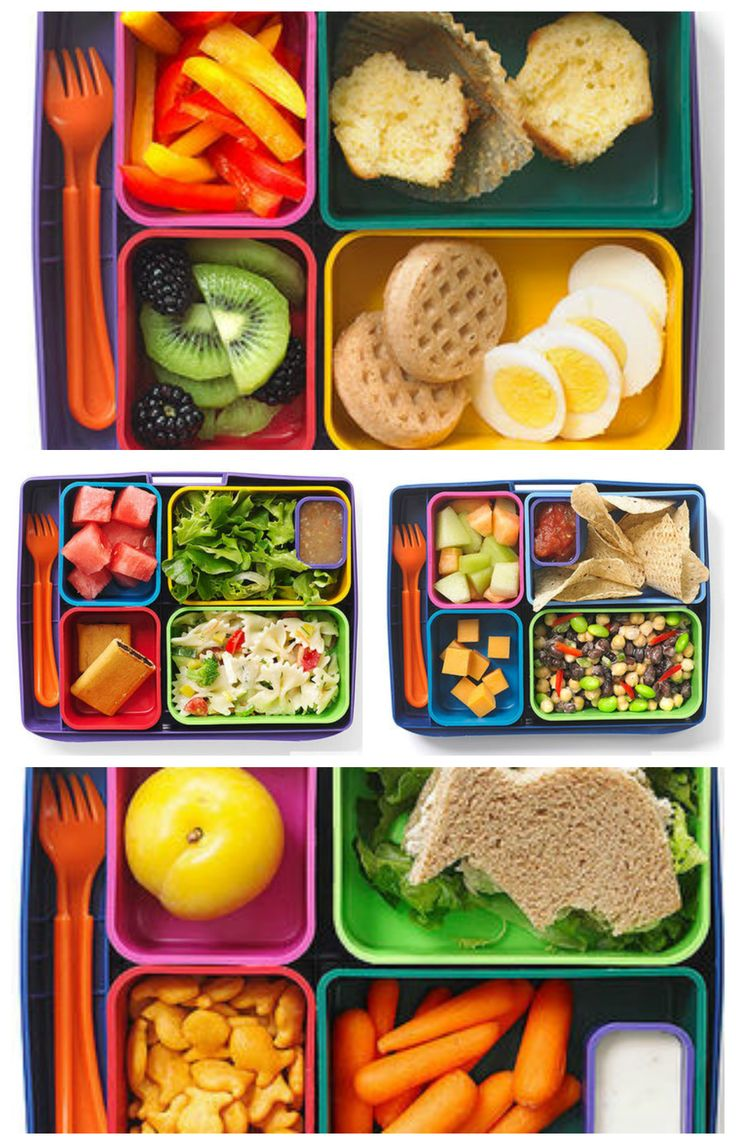 Healthy School Lunches & Snacks Healthy school lunches