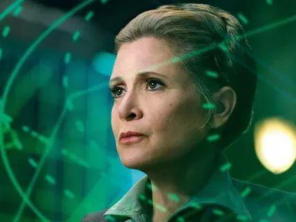 Принцесса Лея Органа появится в новой части «Звездных войн»