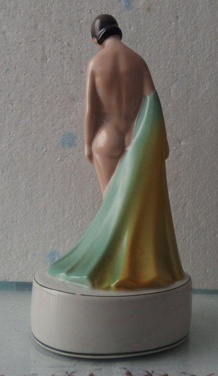 Piękna figurka AKT F. Kalfas Lata wojenne Ćmielów (6137517067) - Allegro.pl - Więcej niż aukcje.