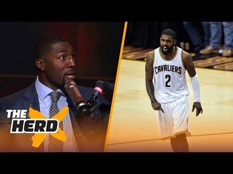 Does Kyrie Irving want away from LeBron James and the Cavaliers for the right reason? | THE HERD - YouTube