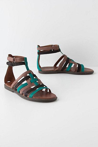 Entwined Turquoise Gladiators #anthropologie: Gladiators Sandals, Turquoi Gladiators, Romans Sandals, Entwin Turquoise, Turquoise Gladiators, Shoes Anonymous, Anthropologie Com, Products, Anthropology Entwin