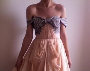 dress.: Dresses Style, Bow Dresses, Dresses Fashion, Bows Dresses, Pastel Pink, Pale Pink, New Girls, Woman Style, Style Fashion
