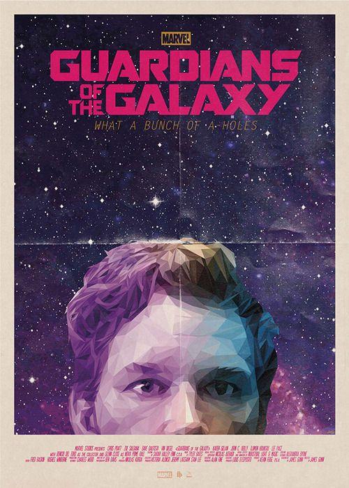 Guardians of the Galaxy - Simon Delart