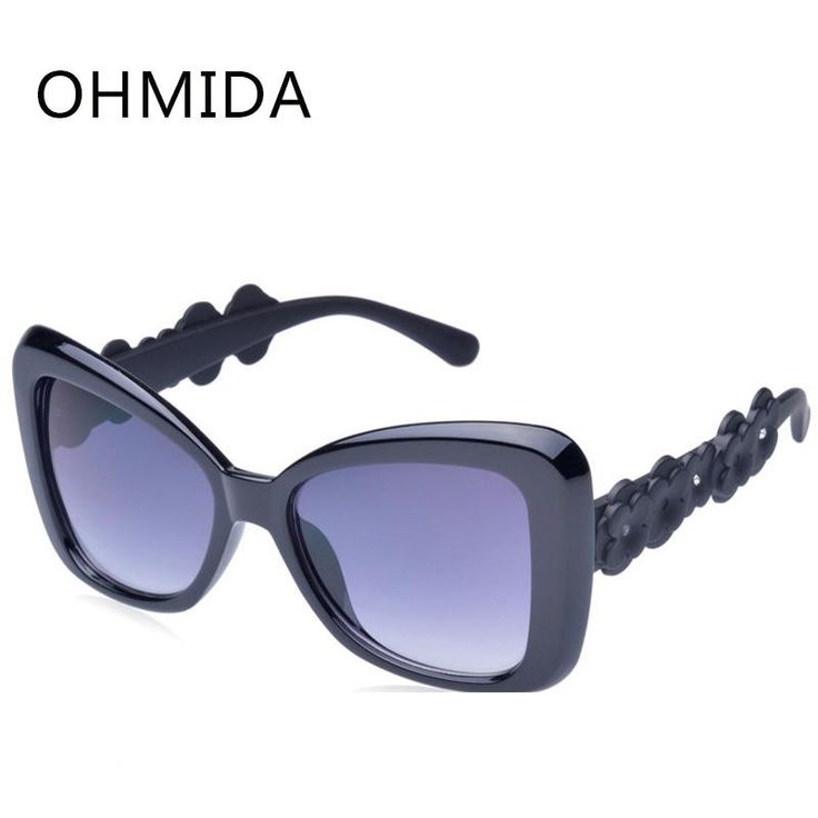 OHMIDA Mirror Sport Glasses Driver UV400 Sports Drivers Sunglasses Women Fashion Shade Vintage Oculos Gafas Lentes de sol Female