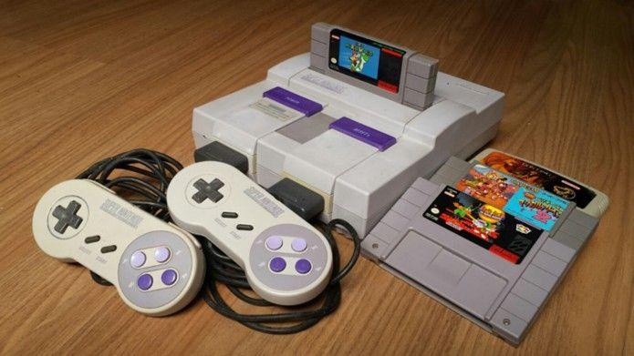 Nintendo vendeu 49 milhões de Super Nintendo em todo o mundo. (Foto: Reprodução/Filipe Garrett)