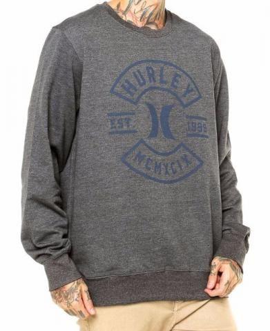 Moletom Hurley Up Top - Tamanho M - Original / R$ 199,00 / Visite nossa loja no OLX:  http://www.olx.com.br/loja/id/74490