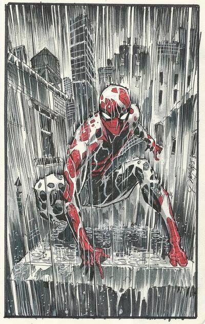 Spider Man - Dan Mora