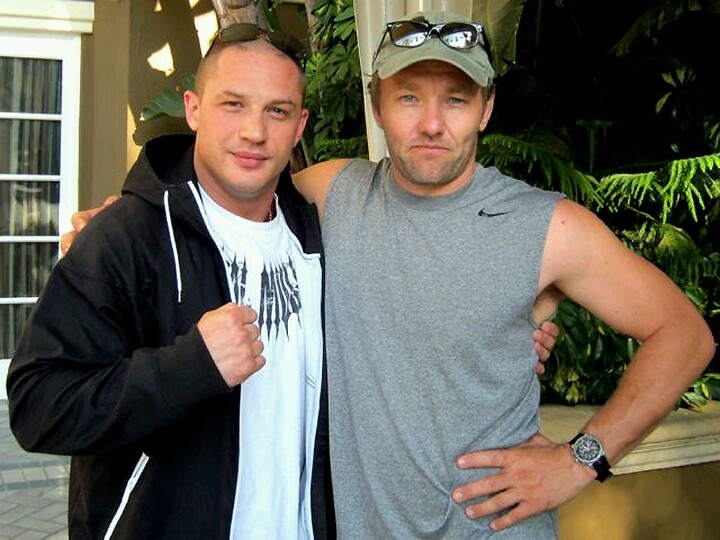 Tom Hardy & Joel Edgerton (Warrior)