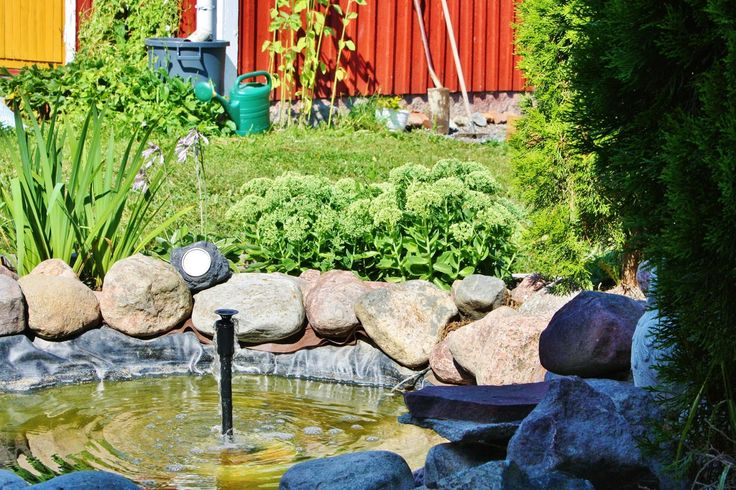 Garden - water feature