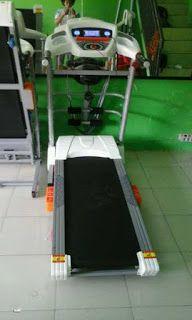 Toko Jual Alat Olahraga Purwokerto | Melayani COD | 0857-4263-5556: Treadmill elektrik ISP 172 motor 2,5hp dengan alat...