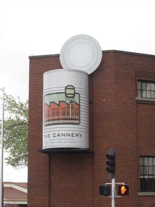 Giant Tin Can - Sacramento, CA