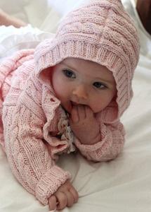 Petite Pink Hoodie
